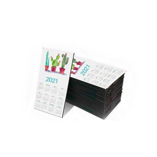 Calendario imán 6x9 cm