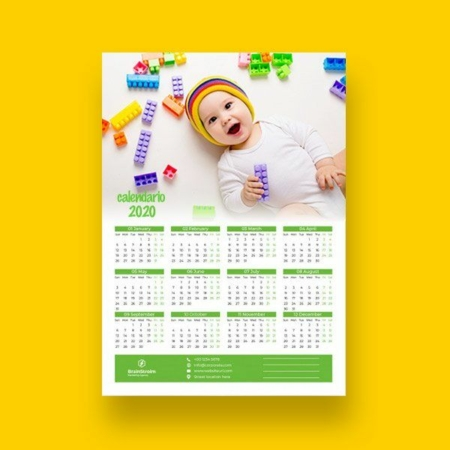 calendario personalizado en Murcia