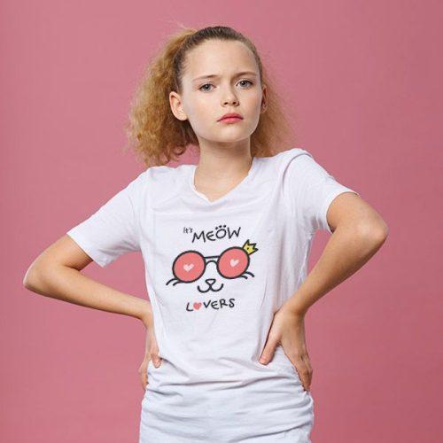 Camiseta personalizada en vinilo textil