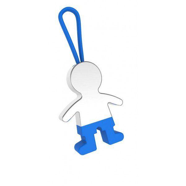 llavero nino pantalones azul 6541