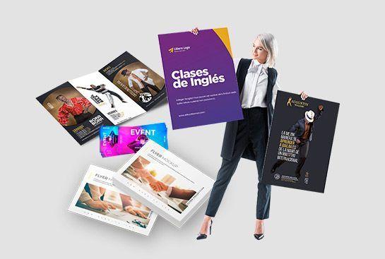 Tu imprenta digital online Publicidad y Marketing