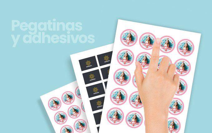 adhesivos personalizados en Murcia