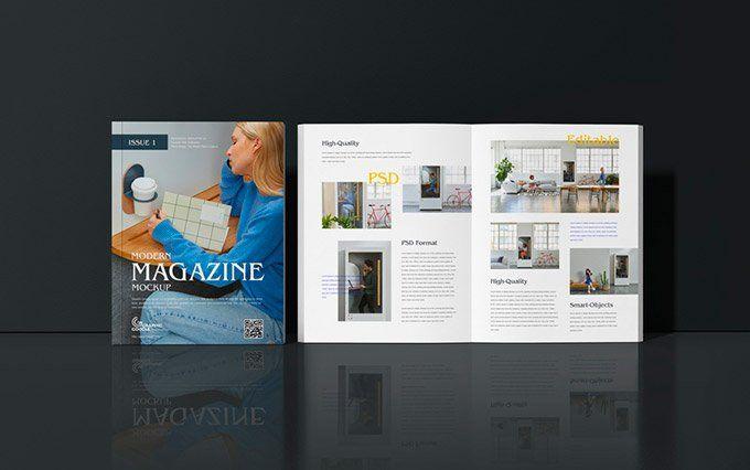 revistas y catálogos en Murcia