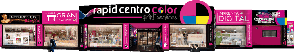 rapid centro color