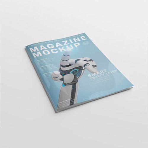 Revistas y catálogos A5 con portada 300gr laminada