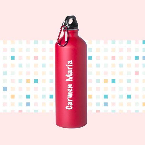 Botellas personalizadas comunión niñas
