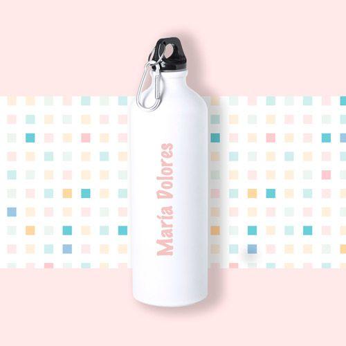Botellas personalizadas comunión