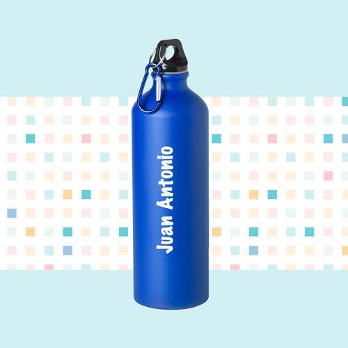 Botellas personalizadas comunión niños