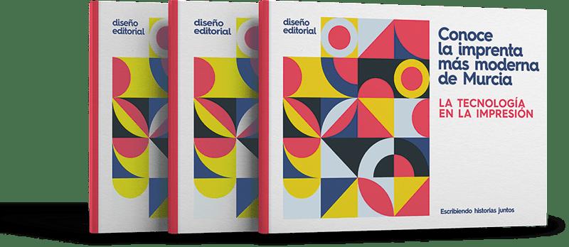 impresión editorial de catálogos en Murcia
